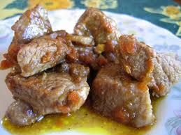 cuisiner un sauté de porc recette de sauté de porc caramélisé la recette facile
