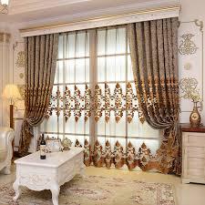 chambre haut de gamme royal aristocratique classique européenne de haute qualité broderie