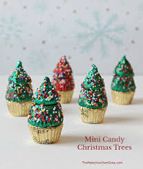 candy christmas tree mini candy christmas trees the make your own zone