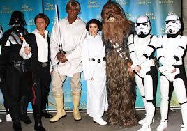 Luke Skywalker Halloween Costume Luxe Celeb Halloween Special 2015 Costumes U2013 Luxe