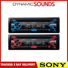visit sony s kitchen for sony mex n4100bt cd mp3 bluetooth car stereo nfc usb aux in ipod