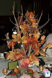 Fall Floral Decorations - 52 beautiful fall wedding centerpieces weddingomania