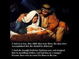 the story of jesus birth from luke chapter 2 kjv