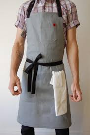 Print Logo On Apron Earl Grey Apron Hedley And Bennett For My Man One Day