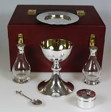 communion set used sets communion sets