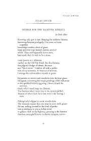 sestina for the 26 letter athlete by susan dwyer poetry magazine