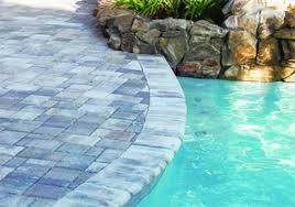 pool decks pool patios pavers pool coping