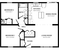 1 Bedroom Garage Apartment Floor Plans by 100 Cottage Floor Plan High Quality Simple 2 Story House
