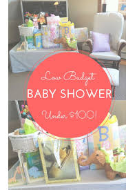 cheap baby shower low budget baby shower how to host a gorgeously frugal baby
