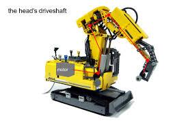 sariel pl liebherr r944c tunneling excavator