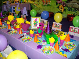 Barney Party Decorations The World U0027s Best Photos By Treasures And Tiaras Kids Parties