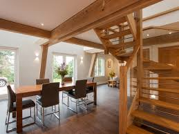 Small Eco Houses Contemporary Oak Frame Houses Visit Our Show House