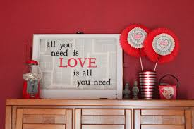furniture creative home decorations for valentine day gift ideas