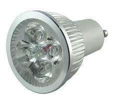 110v 4w dimmable gu10 led bulb warm white daylight spotlight