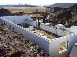 types of foundations for homes why build an icf basement with buildblock icfs