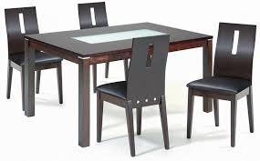 Modern Rectangle Dining Table Modern Rectangular Dining Table With Four Chairs Hawaii 1 499 00