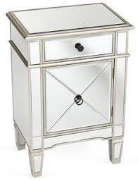 Affordable Mirrored Nightstand Mirrored Nightstands Purple Grey Damask U003ddream Bedroom