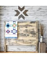 incredible winter deals on torched farmhouse headboard twin