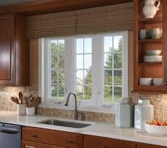 kitchen decorating bow window kitchen sink bay window ideas