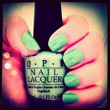 10 cool ways to do green nail polish courtesy of our twitter