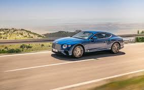 bentley price list the 2018 bentley continental gt u2013 a brawny british grand tourer