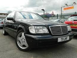 mercedes s class for sale uk mercedes s600l 6 0 v12 s class 600 sel for sale 1999 on car