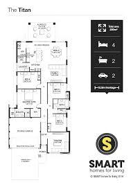 The Titan Home Design Smart Homes For Living - Smart home design plans