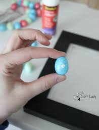 foam easter eggs easter egg a dollar store craft the craft