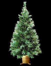 amazon com holiday time 32 inch green fiber optic christmas tree