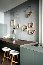 etagere mural cuisine etagere deco cuisine etageres murales design en bois daccoration