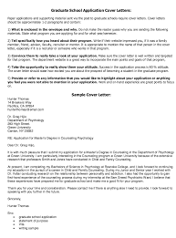 brilliant ideas of cover letter example grad for sample
