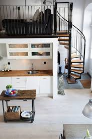 Staircase For Small Spaces Designs - 35 brilliant small space designs loombrand