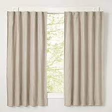 Black Out Curtains Blackout Curtains Crate And Barrel