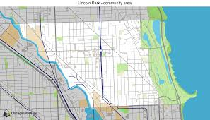 Chicago Lakeview Map by Map Of Building Projects Properties And Businesses In Lincoln