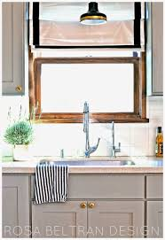 1930s Kitchen Sink Rosa Beltran Design My Home Tour Part 2 The Kitchen