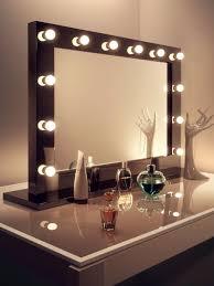 Bedroom Mirror Lights Vanity Mirror Cheap Starlet Lighted Vanity Mirror