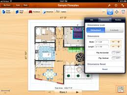 House Plan Designer Free by Floorplans For Ipad Review Design Beautiful Detailed Floor Plans