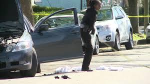 lexus broad street richmond va man shoots self after crashing into pickup pinning man in church