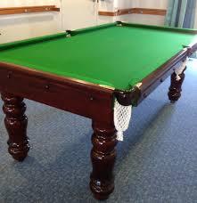 slate top pool table npc pool table 7ft slate top mahogany with green felt