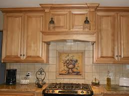 Kitchen Tile Backsplash Murals by Decorative Tile Backsplash Kitchen Tile Ideas Fruit Bowl