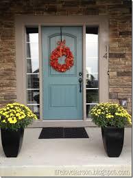Valspar Exterior Paint Color Combinations Best 25 Colored Front Doors Ideas On Pinterest Front Door Paint