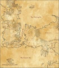 Map Westeros Map Of Westeros Essos And Parts Of Sothoros By Astrogator87 On