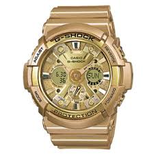 Jam Tangan Casio Gold jam tangan original casio g shock gold ga200gd 9adr jual jam