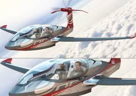 hibious light sport aircraft lsa personal pan airplanes yanko design