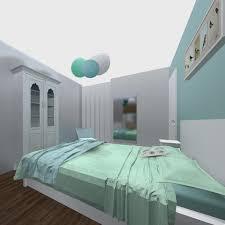 chambre couleur taupe et blanc peinture moderne lit bleu idee design enfant marron pour couleur et