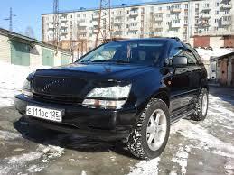 harrier lexus rx300 lexus rx300 i кузов 2002 год 4wd приморский край