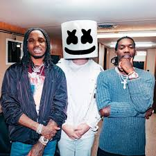 marshmello has some big collaborations coming soon