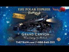 an adventure on the polar express grand canyon railway weekend