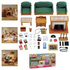 Calico Critters Living Room by Calico Critters Deluxe Living Room Set Calico Critters Living