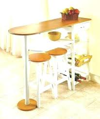 Kitchen Bar Table And Stools Small Kitchen Bar Table Ideas Kzio Co
